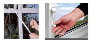 Manual window openers